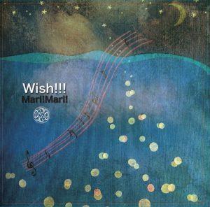 «Wish!!!»ジャケット